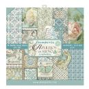 Stamperia - Double-Sided 12 x 12 Inch Paper Pack - Azulejos De Sueno